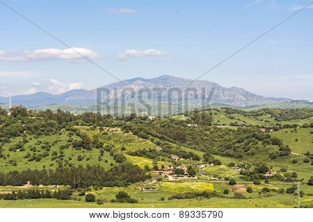 Natural Landscape, Valley