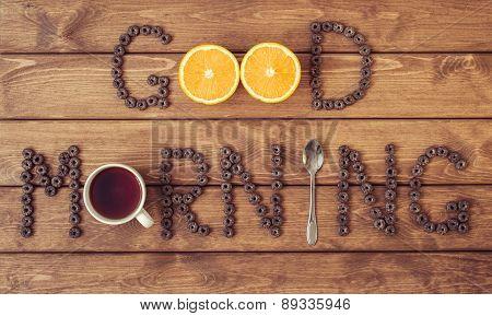 The Inscription - Good Morning.