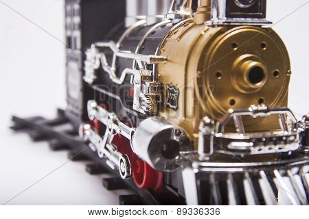 toy steam loco