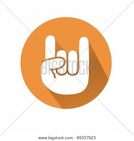 Rock Gesture