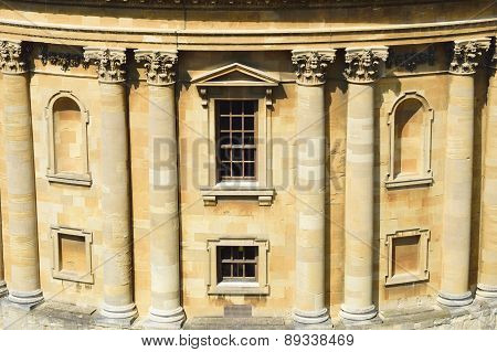 Bodleian library front