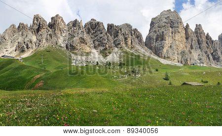 Cir Peaks, Dolomites