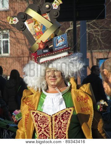 2014 Aalst Carnival