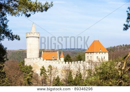 Kokorin Castle, Czech Republic