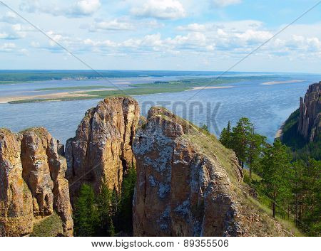 Lena River (national Park