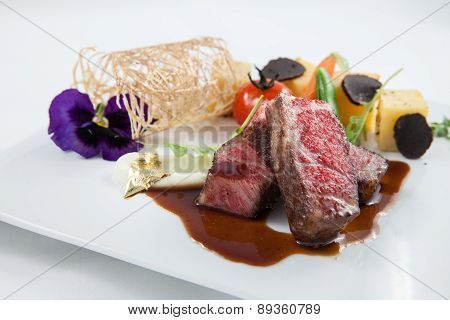 beef fine dining