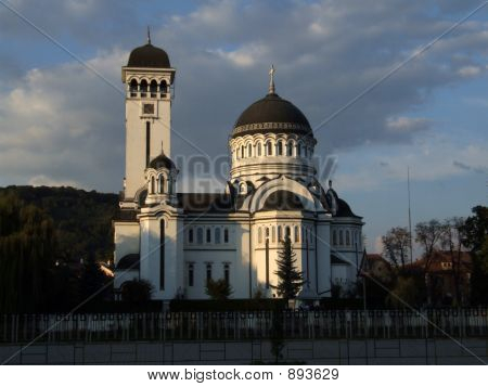Orthodox Cathedral - Side View