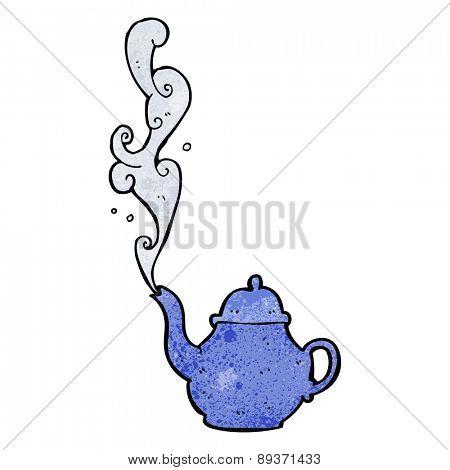 cartoon teapot