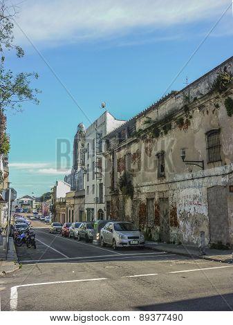 Historic Center Of Montevideo