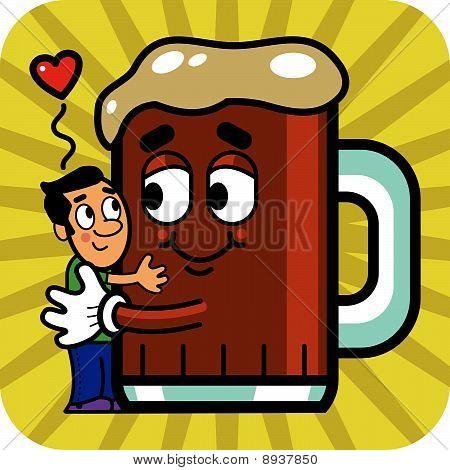 Man & Beer