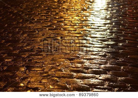 France, Paved Road