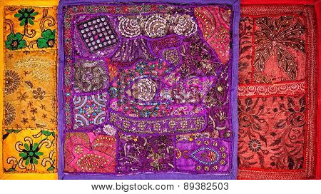Ethnic Rajasthan Cushions