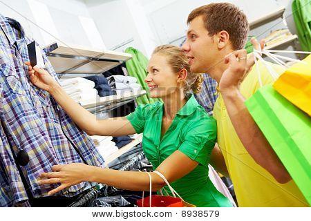 Durante a venda