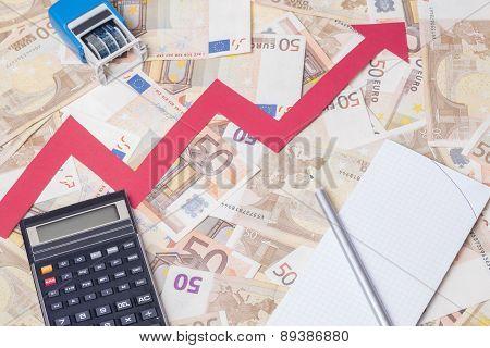Euro Value Increasing