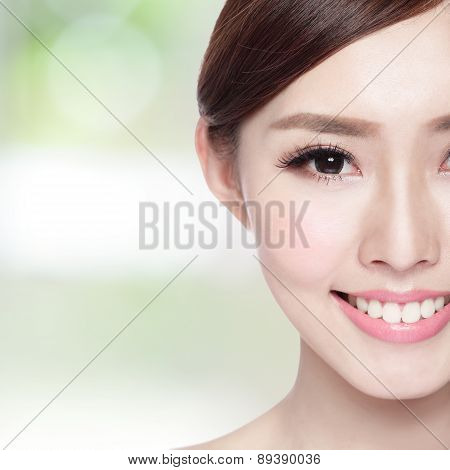 Woman Beauty Face