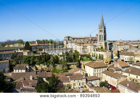 Saint Emilion, Bordeaux, France
