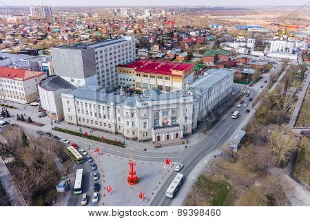 Tyumen architectural and construction university