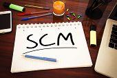 foto of supply chain  - SCM  - JPG