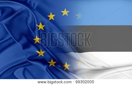 European Union and Estonia.