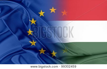 European Union and Hungary.