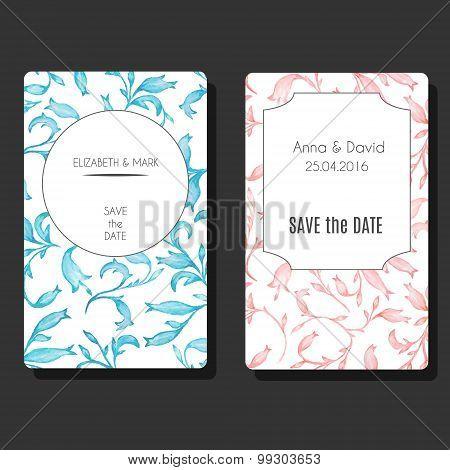 Decorative Card Templates