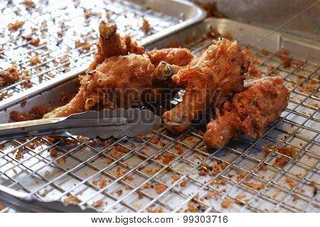 Fried Crispy Chicken