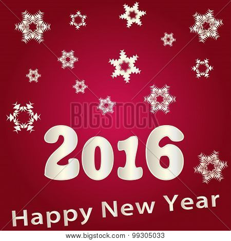 Beautiful Happy New Year 2016
