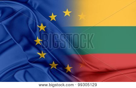 European Union and Lithuania.