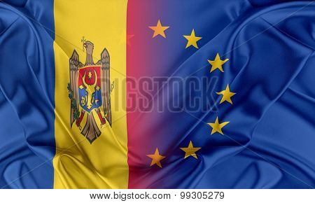 European Union and Moldova.