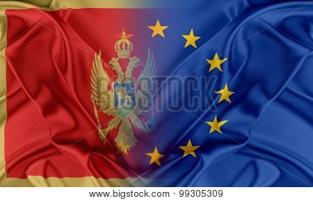European Union and Montenegro.