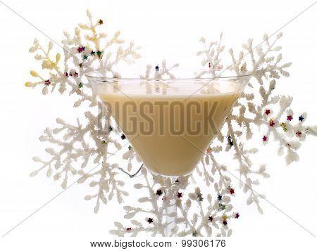 Cocktails Collection - Banana Snowman