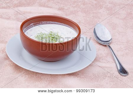 The image of a soup