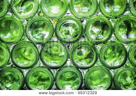 Bottoms Of  Bottles