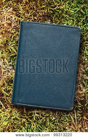Dark Blue Notebook