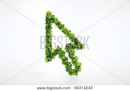 Eco Cursor Sign