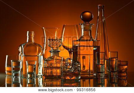 Drinks In Bar
