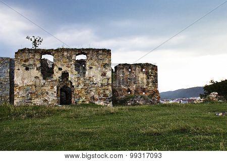 Pniewski castle