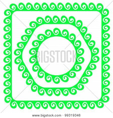 Green Frames