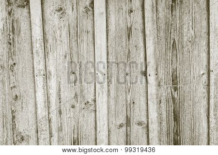 Texture Of Old Boards With Exfoliate Coloring