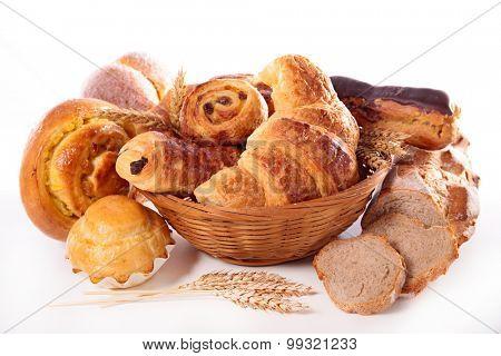 assorted croissant