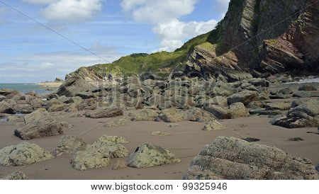 Woody Bay & Crock Point