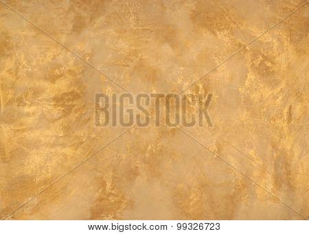Plaster Model Gold