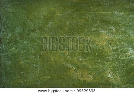 Pattern Plaster Yellow Green