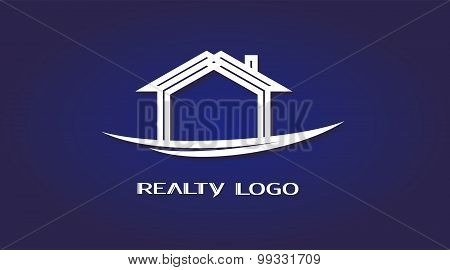 Vector Realty House Icon