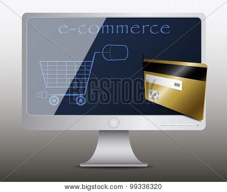Credit Card Payments in E-Commerce