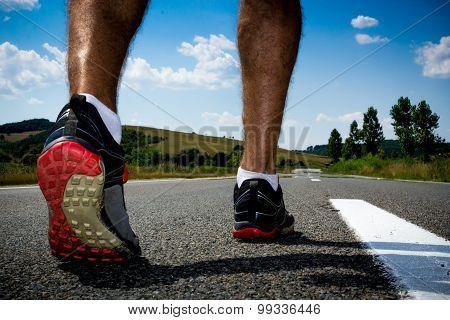 Runner's leggs