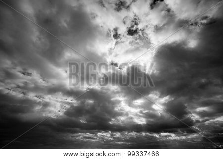 Dark Strom Clouds