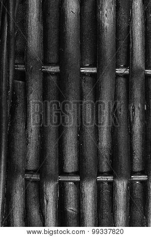 Background Wicker Texture