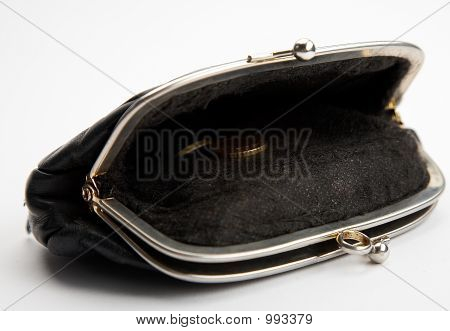 Purse With Last Coins