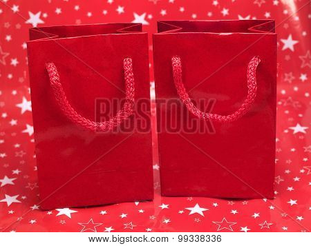 Two Red Presents